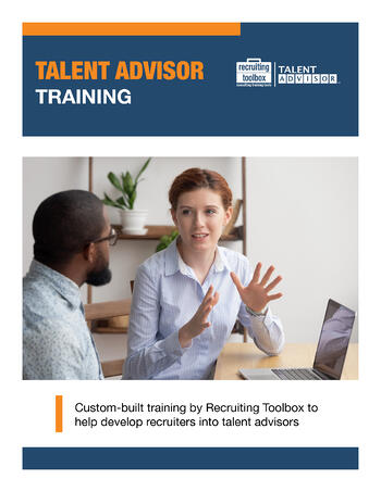 Talent Advisor Training Overview