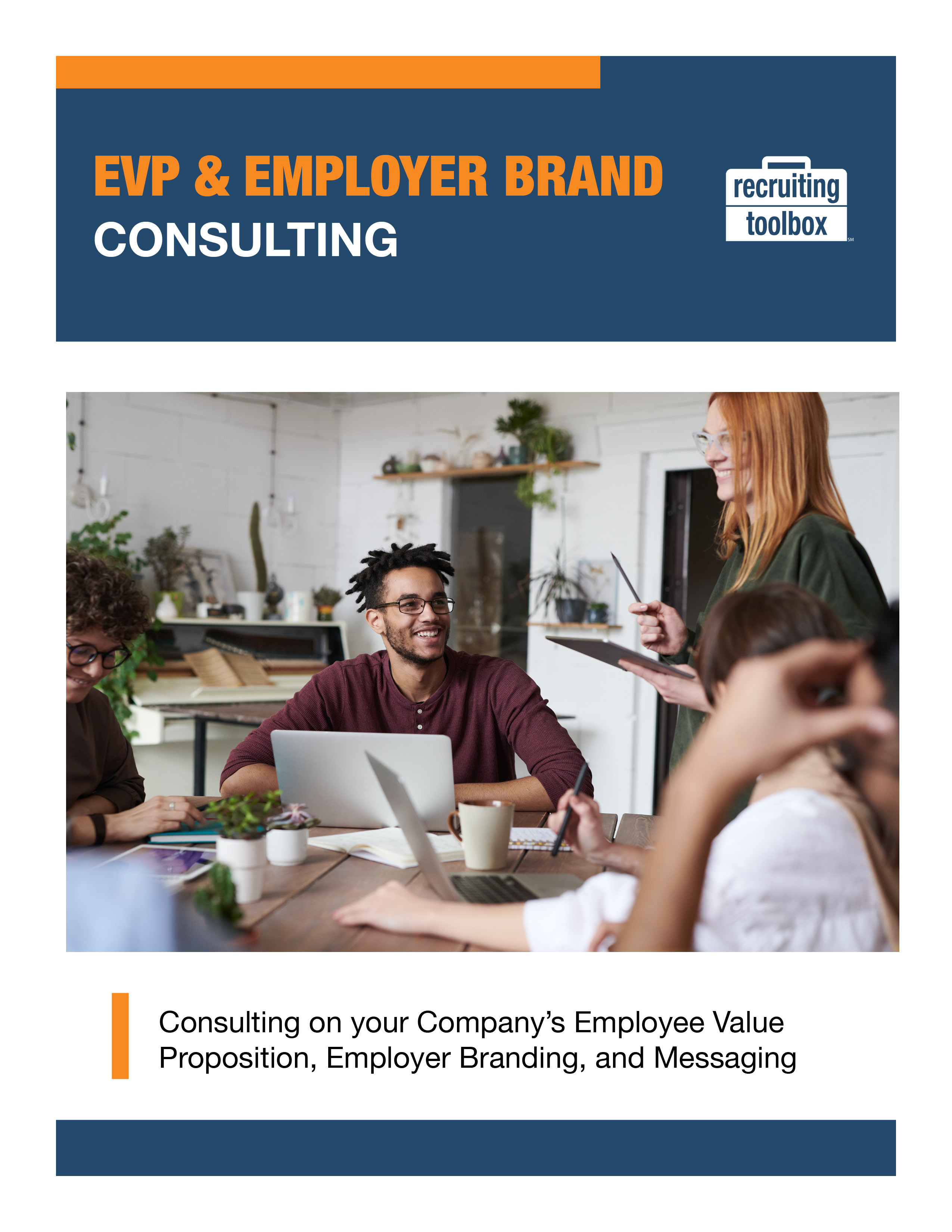 EVP Consulting Overview