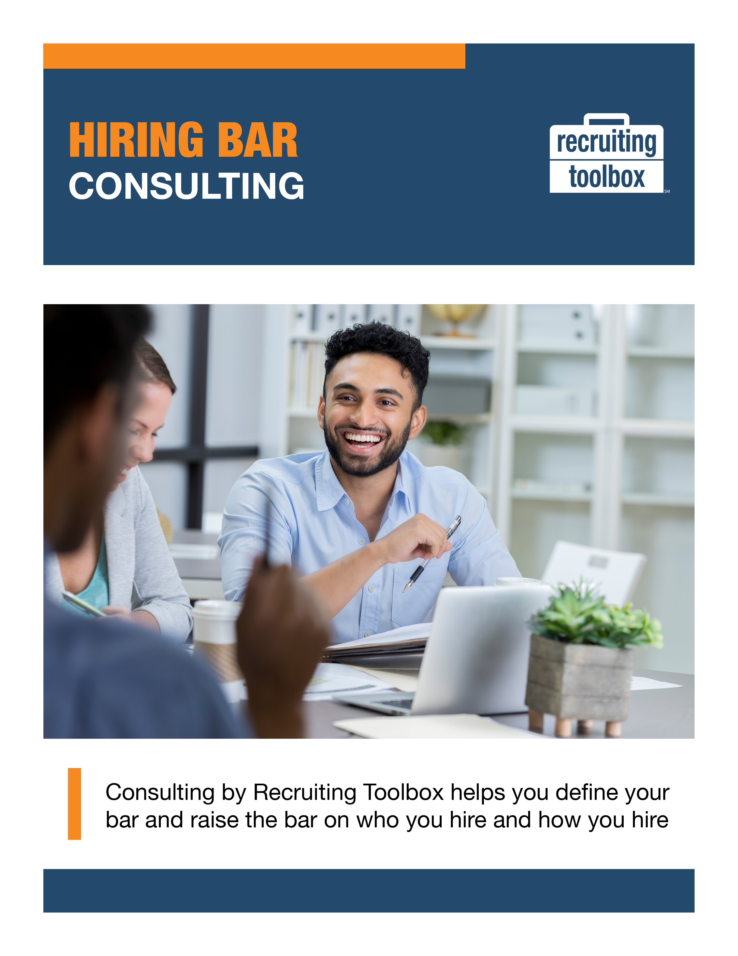 Hiring Bar Consulting Overview