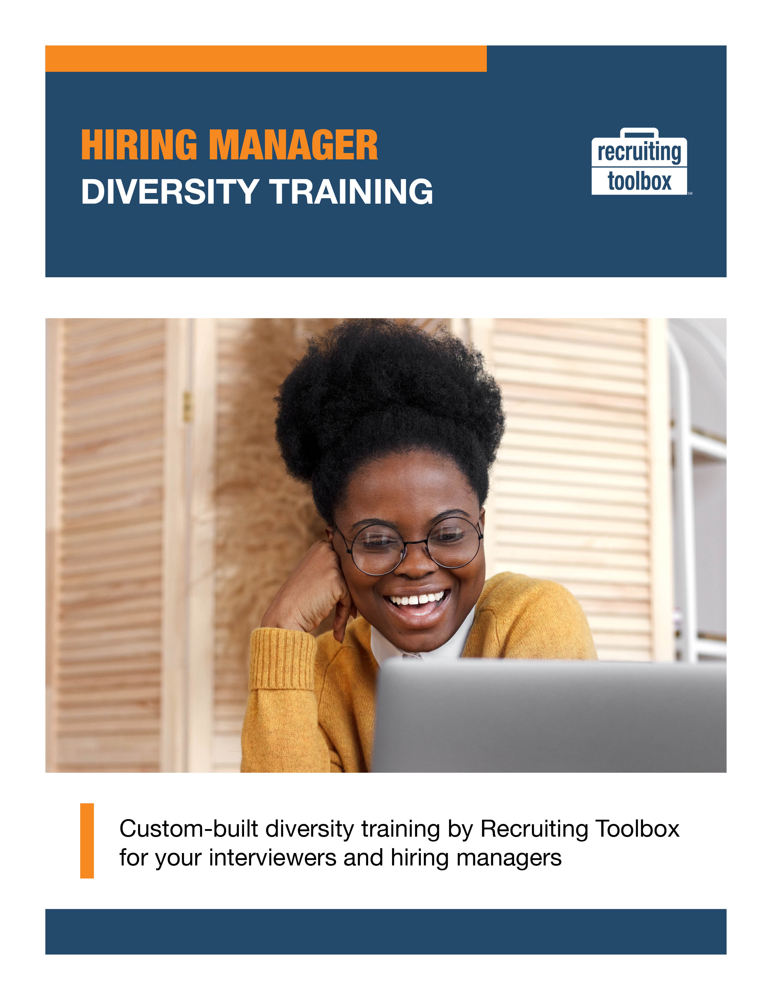 Hiring Manager Diversity Training Overview