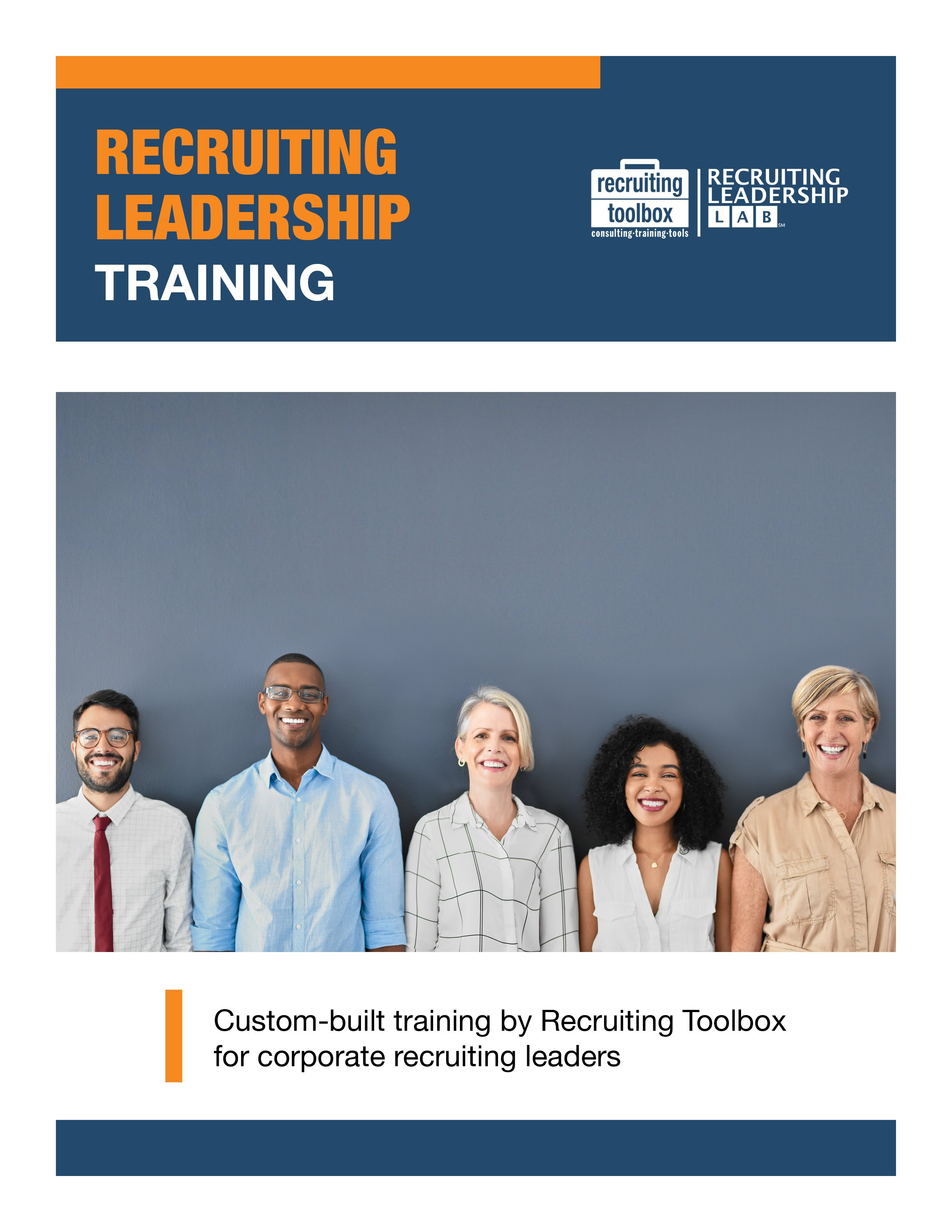 Recruiting Leadership Training Overview