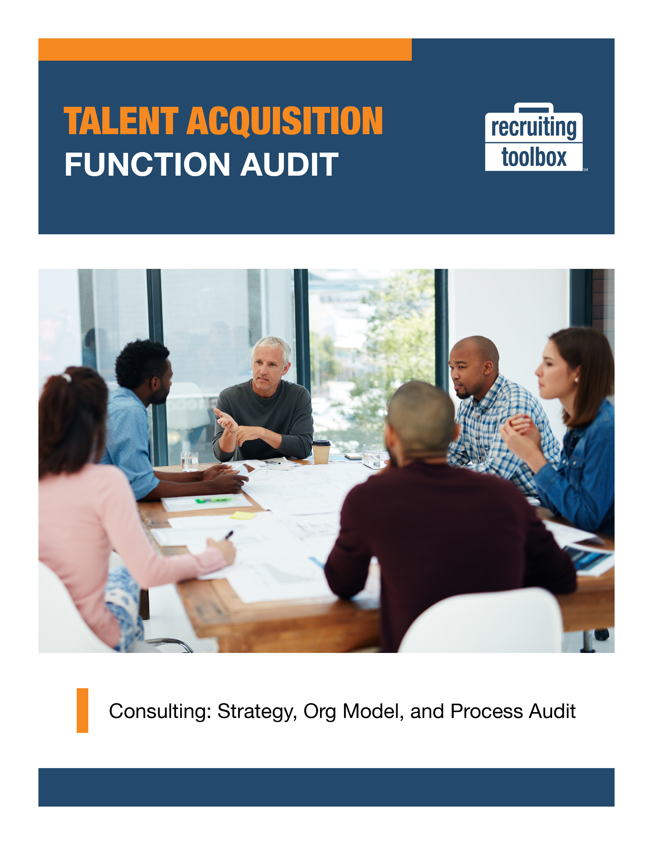Talent Acquisition Audit Consulting Overview